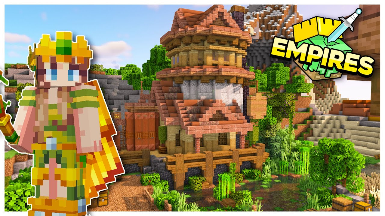 Download Empires SMP: The Corruption Brewery! Trouble brews... | Episode 9