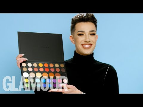 James Charles' Honest 'Coming Out' & Dating Stories AND He Sings!  | GLAMOUR UK