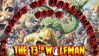 31 Days of Halloween Day 6
