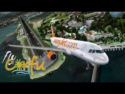 Flytampa Corfu Scenery FSX-P3D