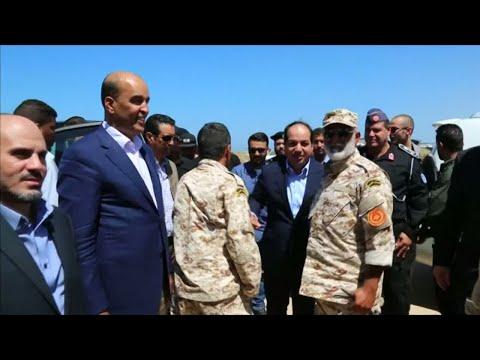 ماهي شروط موسكو للبدء في رفع حظر السلاح عن ليبيا؟  - نشر قبل 49 دقيقة