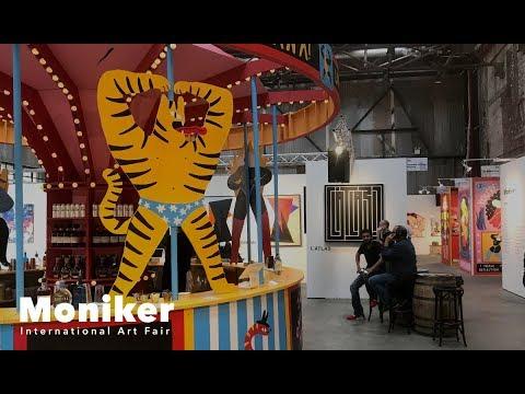 Moniker Art Fair 2018: Brooklyn