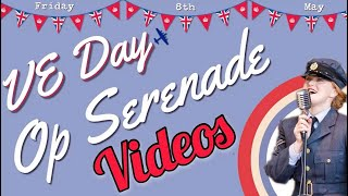 VE Day 75 - Op Serenade - Woodhall Spa
