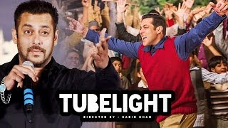 Salman's Tubelight FIRST LOOK To Release On 21st April 2017