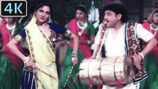 Dholida Dhol Dhimo Dhimo Vagad Ma –Naresh Kanodia–Sneha– 4K Ultra HD Gujarati Navratri Dandiya Songs