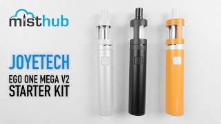 Joyetech eGo One Mega V2 Starter Kit Video