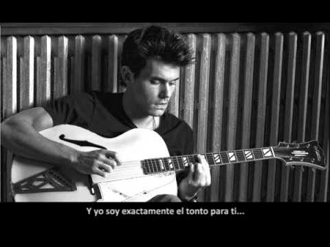 John Mayer - Fool To Love You (Subtitulos en Español - Subtitulado/Traducido) [STUDIO]