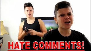 READING MEAN COMMENTS!.. (Fugly Gets Mad!)