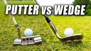 Putter vs Wedge and the 5 Keys you Must Know for Success
