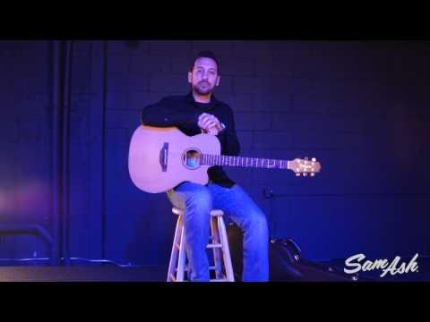 Takamine P3MC Acoustic/Electric Guitar at Sam Ash Music
