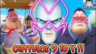 Adelantos Capitulos 9 10 y 11 Temporada 2 Miraculous Ladybug