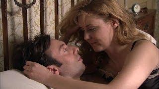 Amar es para siempre - La pasión se desata entre Katherine e isidro