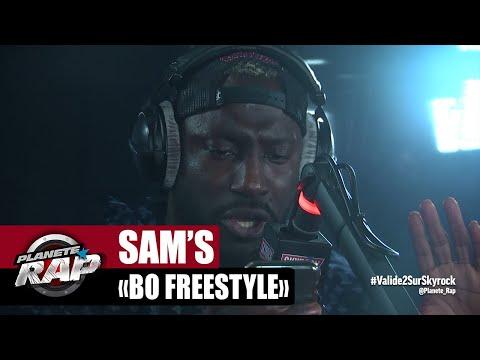 Youtube: [EXCLU] Sam's«BO Freestyle» #PlanèteRap