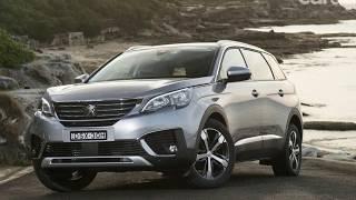 Peugeot 5008 (2018) Review