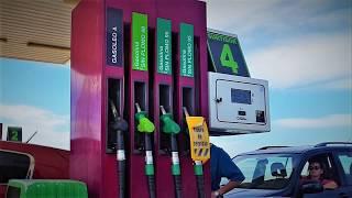 Стоимость бензина на Тенерифе  Cost of gasoline to Tenerife