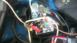 Clio197 - Reverse engineering the engine management - Canems ECU / 519 Automotive