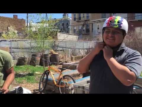 BK Rot - Volunteering by Bicycle