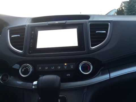 2015 honda crv enable hdmi while driving waze google maps. Black Bedroom Furniture Sets. Home Design Ideas
