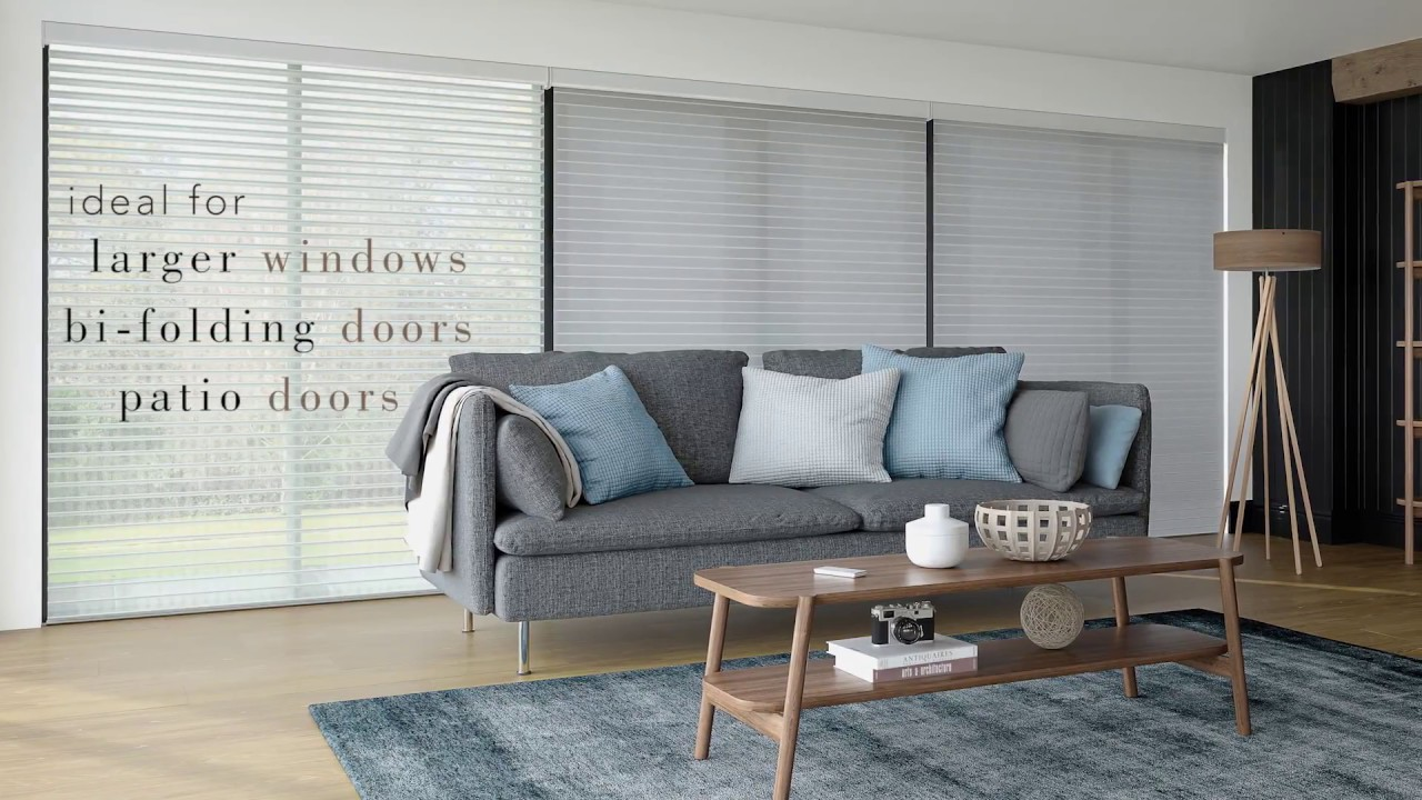 Beautiful Visage Blinds by Louvolite