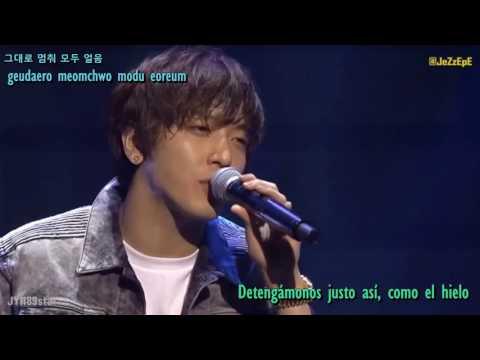 Jung Jong Hwa - 27 years old [sub español + Hangul + Romanization]