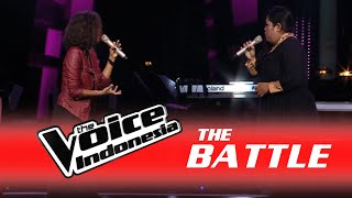 "Nancy Dhamayanti vs. Nancy Ponto ""All I Ask"" 