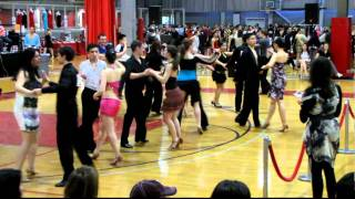 2011 MIT Open Ballroom Competition Beginner Latin ChaCha