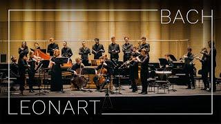 Bach BWV 655 Trio super Herr Jesu Christ' [Harpsichord & Organ]