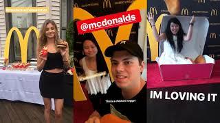 McDonald's VIP Signature Sriracha Event