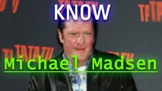 Michael Madsen Facts
