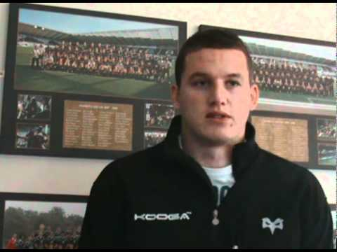 Ospreys TV - Ian Evans