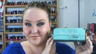 Beauty Box 5 Box for December 2013 featuring Clean & Clear, NYX, & More! Thumbnail