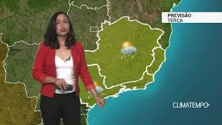 Previsão Sudeste – Dia começa nublado