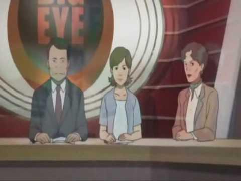 Paranoia Agent; Episode 2 (English Dub) [Part 1/3] - YouTube