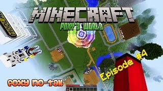 Foxy's Minecraft Adventures - The Good, The Bad & The Rodney [4]
