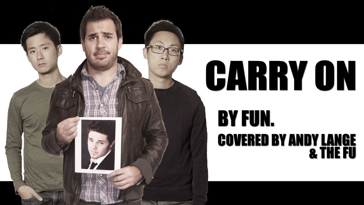 Carry On (cover) - Andy Lange & the Fu -