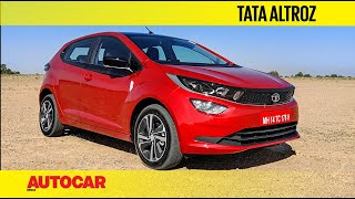 Tata Altroz Walkaround | First Look Preview | Autocar India