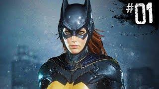 BATGIRL DLC IS AMAZING! - Batman: Arkham Knight - Part 1
