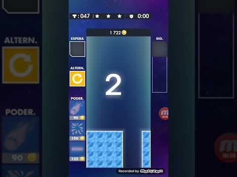 Tetris Galaxy