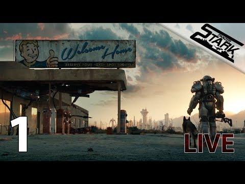 Fallout 4 - 1.Rész (Vágjunk bele!) - Stark LIVE