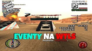 EVENTY NA WTLS! (GTA San Andreas Multiplayer #11)