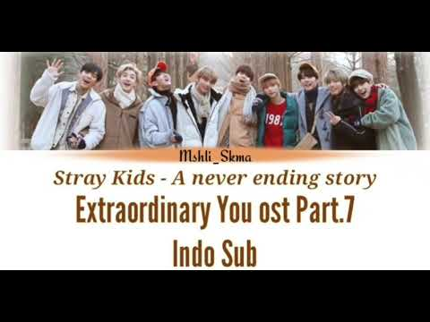 Download Indo Sub Stray Kids - A never ending story Extraordinary You OST Part.7 Mp4 baru