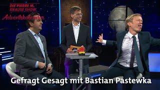 """Türchen Nr. 19 – """"Gefragt, Gesagt"""" mit Bastian Pastewka"""