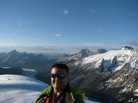 Mount Buller in Kananaskis Canadian Rockies