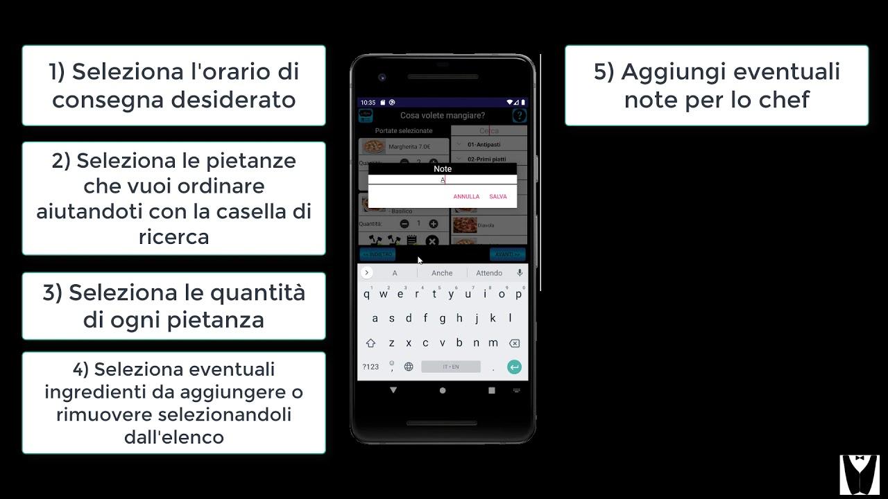 Ricerca Per Immagini Mobile gestione comande - takeaway