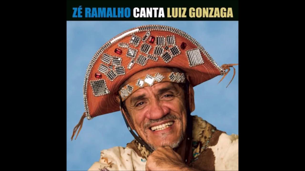 CD ZÉ RAMALHO - CANTA LUIZ GONZAGA [2009] - YouTube