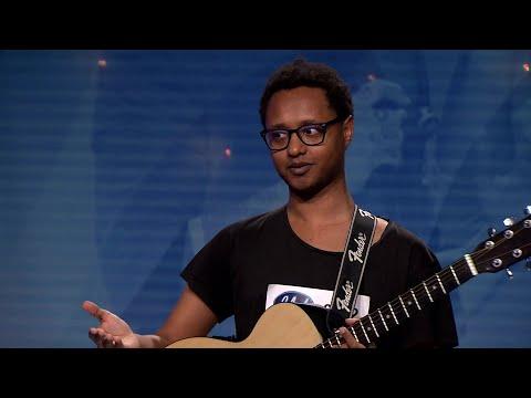 Daniel Hansson - Weak av Sisters With Voices (hela audition 2019) - Idol Sverige (TV4)