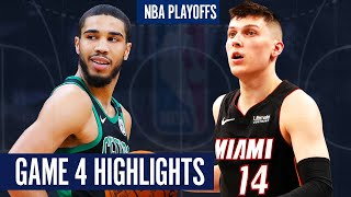 CELTICS vs HEAT GAME 4 - Full Highlights | 2020 NBA Playoffs
