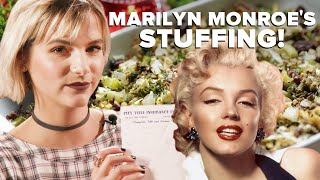 We Cook Marilyn Monroe's Famous Recipe