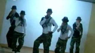 Korean Army Soldiers Dancing to TELL ME (Wonder Girls)