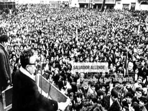 Discurso de Salvador Allende sobre la Democracia - YouTube